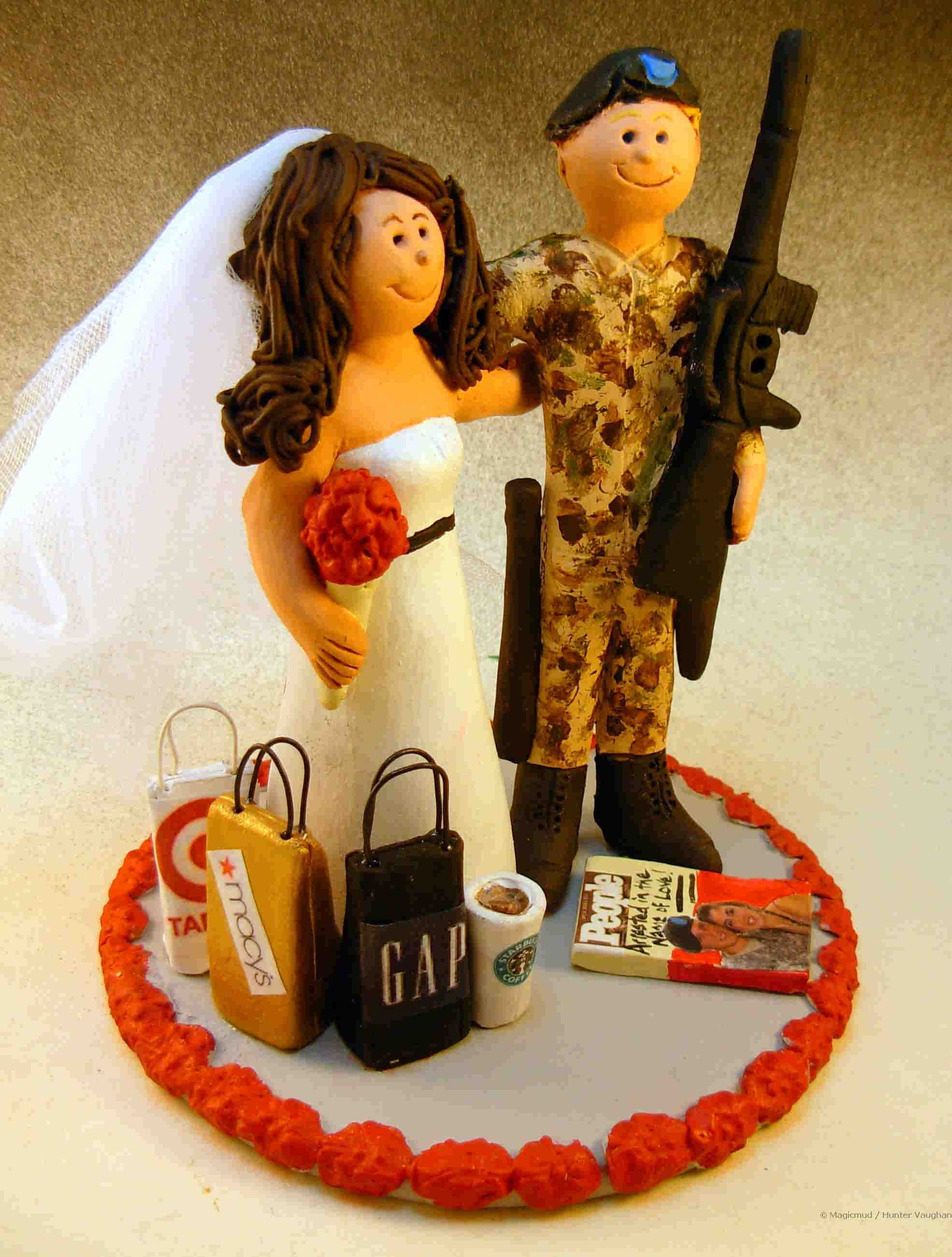 Military Cake Decorations