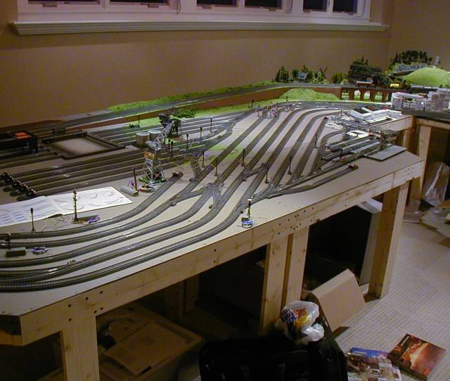 Model Electric Train Transfomers Track Layout Software O N Ho Scale