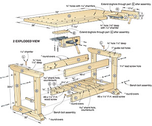 PDF Plans Free Work Bench Designs Download woodworking birdhouse ...
