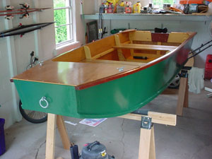 Building a Wooden Jon Boat With Simple Plans for Small Plywood Boats | alehygah