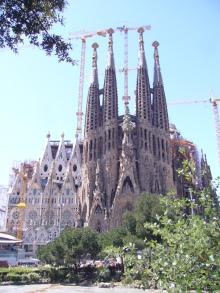 バルセロナ8