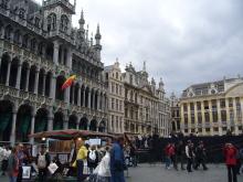 ベルギー1日目3