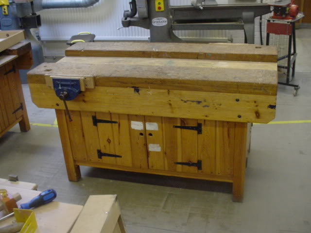 quality woodworking bench