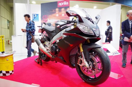 モーターサイクルショー 8