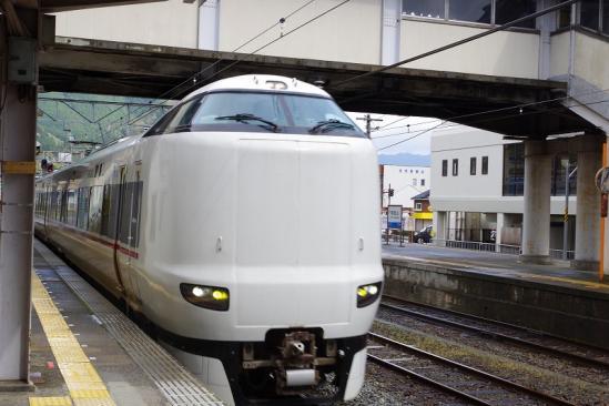 和田山駅 3