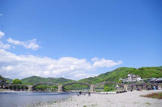 錦帯橋 1
