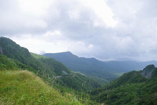 オロフレ峠 2