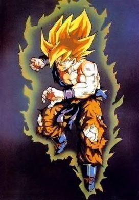 「悟空 スーパーサイヤ人 フリーザ」の画像検索結果