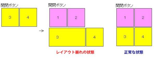 tableのtrタグをdisplay:none→blockで表示非表示を切り替えるJavascriptがIE10 ...
