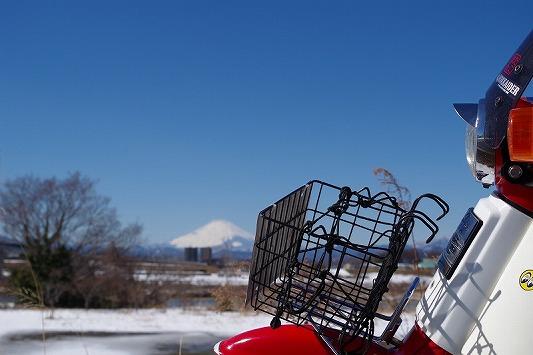 雪散歩 7