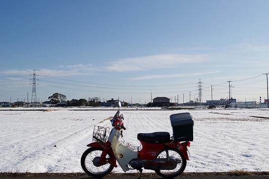 雪散歩 17