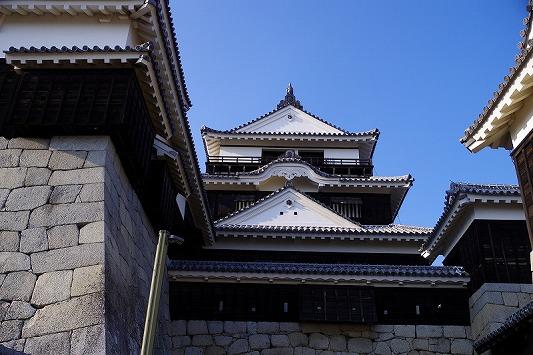 松山城 5