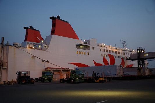 大阪南港フェリーターミナル 2