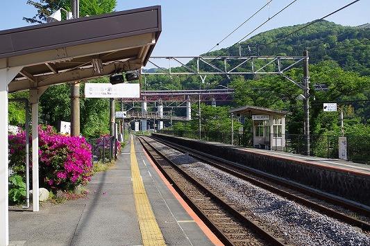 谷峨駅 2