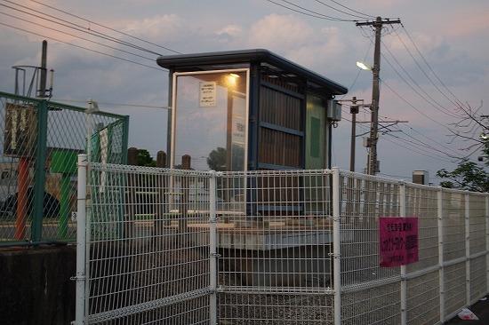 東結城駅 1
