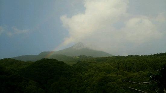 磐梯山ゴールドライン.