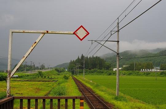 会津山村道場駅 2