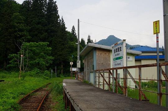 会津蒲生駅 2