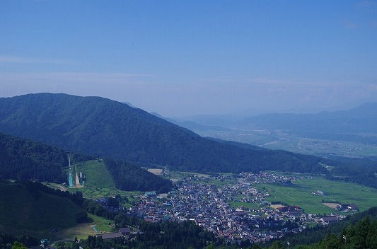 毛無山 4