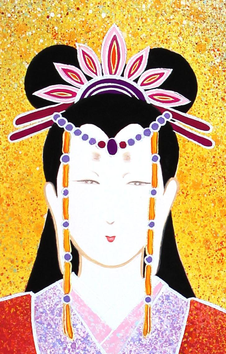 宗教を必要としなくなる世界 - 天上の美 神絵畫家・崇尾青見の光の世界