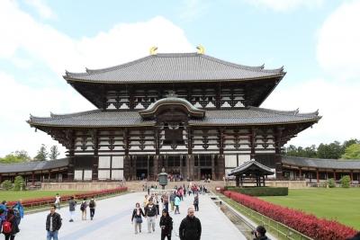 奈良の大仏殿
