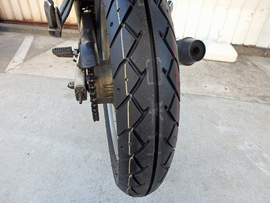 タイヤ交換 4