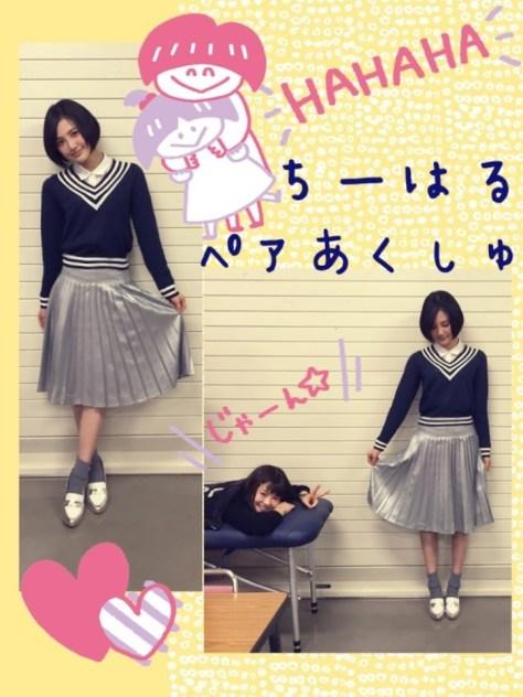 150131HKT48-AKB48兒玉遥(はるっぴ)-1