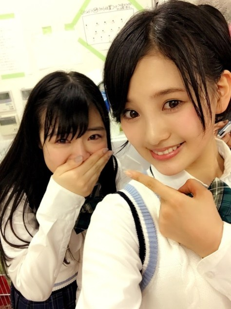1411119HKT48-AKB48兒玉遥(はるっぴ)本村碧唯