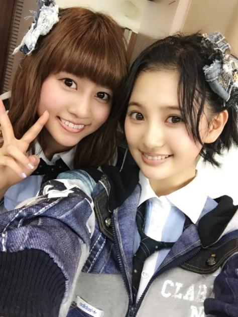 141024HKT48-AKB48兒玉遥(はるっぴ)阿部マリア
