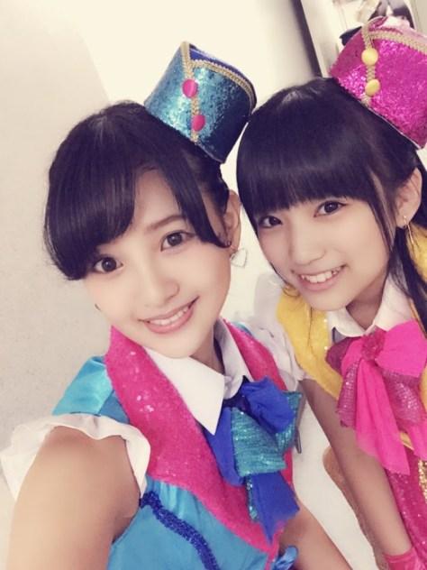 141017HKT48-AKB48兒玉遥(はるっぴ)矢吹奈子