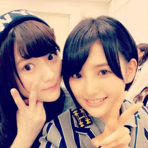 140907HKT48-AKB48兒玉遥(はるっぴ)木本花音