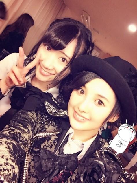150216HKT48-AKB48兒玉遥(はるっぴ)-1鈴木紫帆里