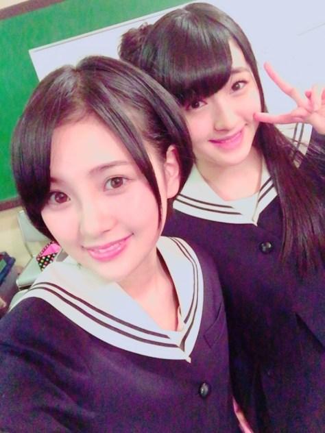 150316HKT48-AKB48兒玉遥(はるっぴ)-2 田島芽瑠