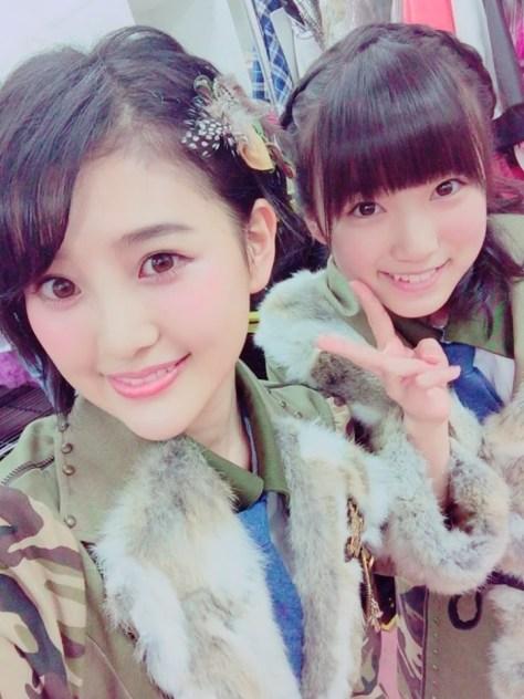 150322HKT48-AKB48兒玉遥(はるっぴ)-1 矢吹奈子