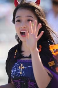 橋本環奈のハロウィンコスプレ画像まとめ T-SPOOK