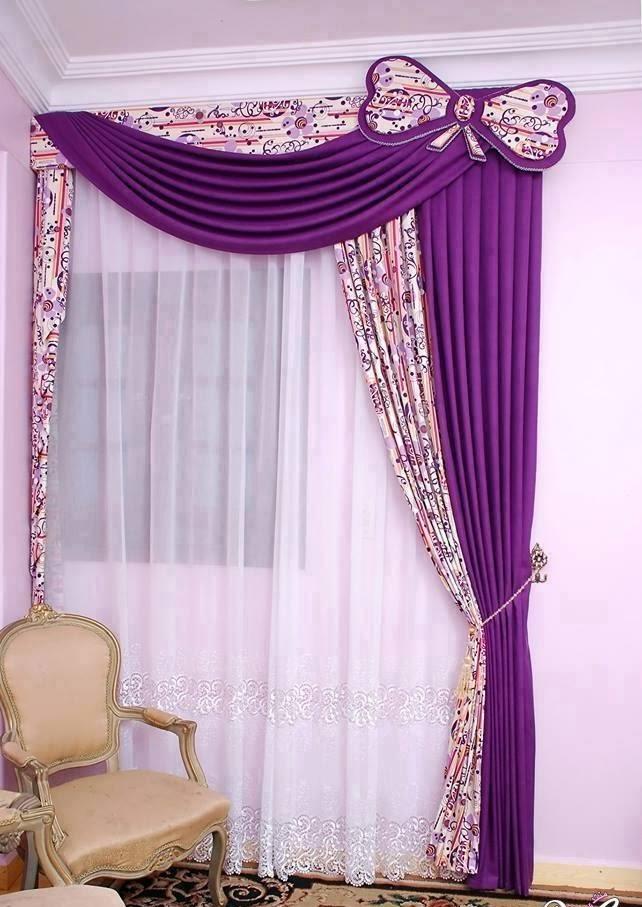 luxury modern curtain designs 2016