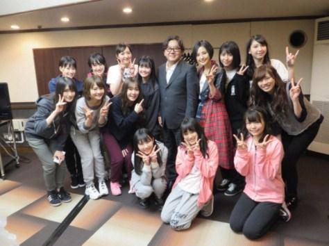 160126HKT48-AKB48兒玉遥755(はるっぴ)-1 with HKT48選抜 秋元康