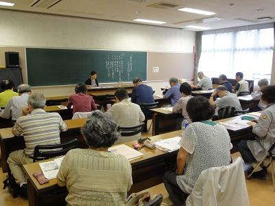 砂田先生授業風景1