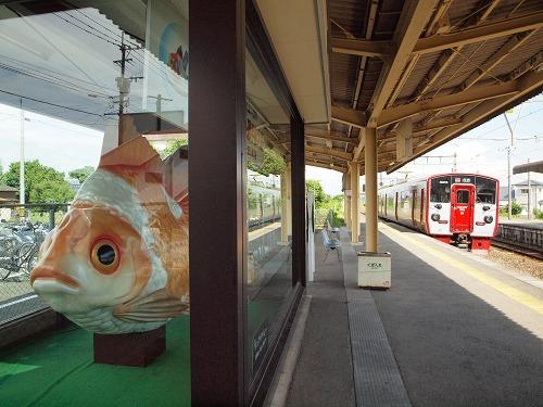 懐かしい風景を求めて 2014.7 西九州鉄道紀行 第11回 長洲の町を歩く