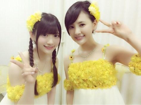 160520HKT48山田麻莉奈HKT48-AKB48兒玉遥(はるっぴ)