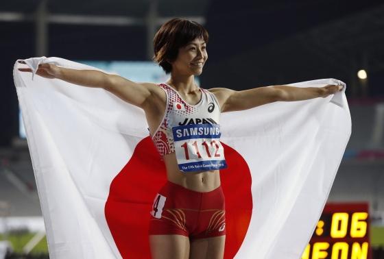 木村文子 マン筋股間と全開腋が凄いハードル競技キャプ 画像29枚 1