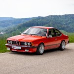 Modern Ride Quality And Driving Dynamics For All Classical Bmw 6 Series E24 Kw Automotive Blog
