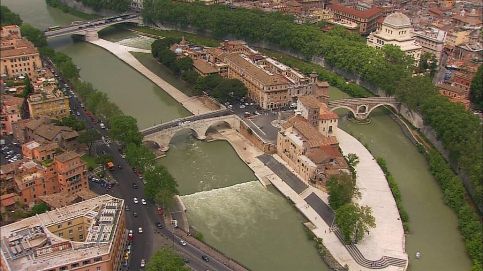Isla Tiberina | Roma | Italia