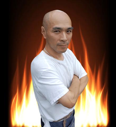 炎の料理人・やじー