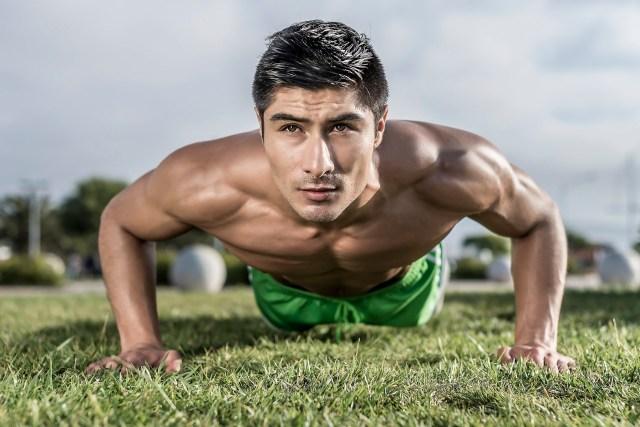 débutant en musculation, s'échauffer