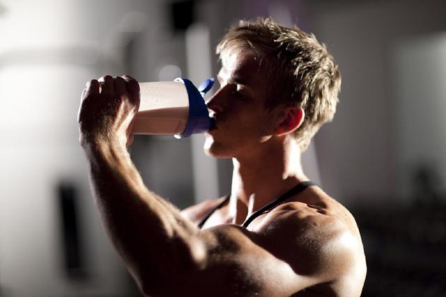 nutrition de l'entraînement