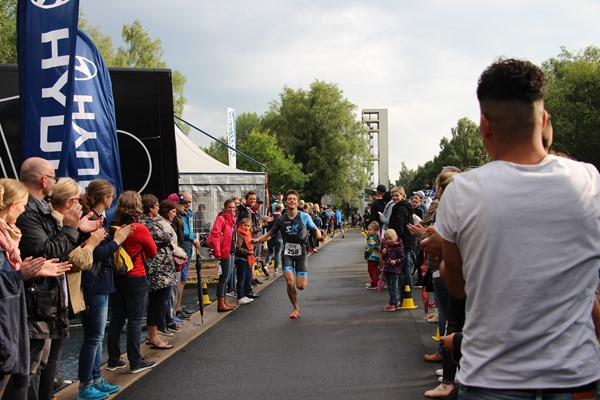 résultats au triathlon eupen finish
