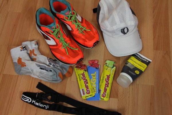 le matériel de triathlon 3