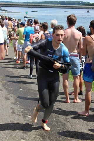Triathlon des Lacs de l'Eau d'Heure 7