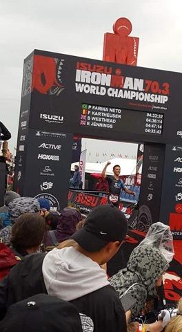 Championnats du Monde IRONMAN 70.3 6
